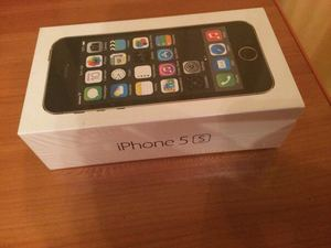 Фото: iPhone 5S 16GB (space grey)
