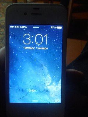 Iphone 4 16 GB.