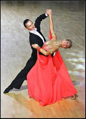 Старостина Снежана Бальные танцы (стандарт + латина) Школа танцев Vesta.